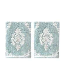 Croscill Juno 2-Pc. Bath Towel Set