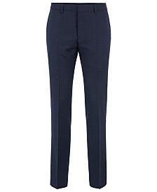 BOSS Men's Genius 5 Slim-Fit Trousers