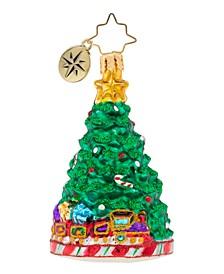 Peppermint Panache Gem Ornament