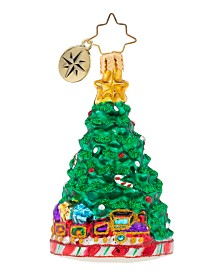 Christopher Radko Peppermint Panache Gem Ornament