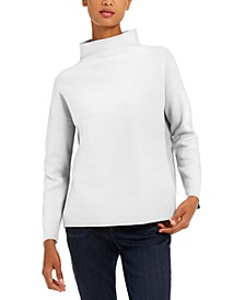 Organic Cotton Funnel-Neck Top, Created for Macy's