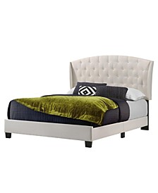Boca Grande Upholstered Bed, Queen