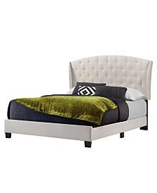 Belle Isle Furniture Boca Grande Upholstered Bed, Queen
