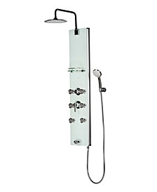 Pulse ShowerSpas Lahaina Glass ShowerSpa