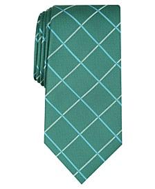 Men's Canton Grid Tie, Created For Macy's