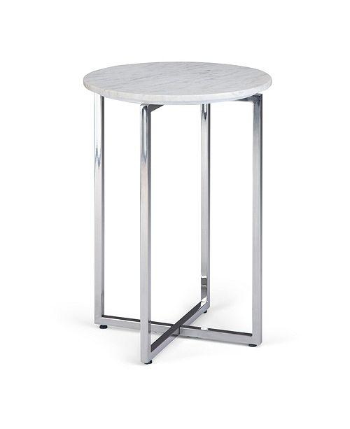 Simpli Home Marsden Side Table
