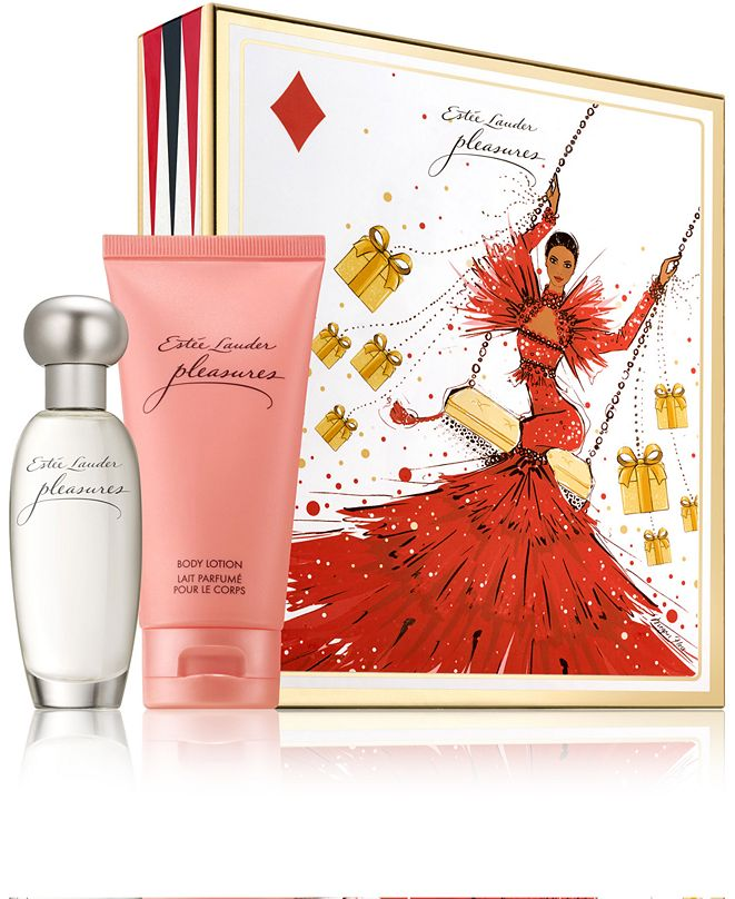 Estee Lauder Limited Edition 2-Pc. Pleasures Captivating Gift Set