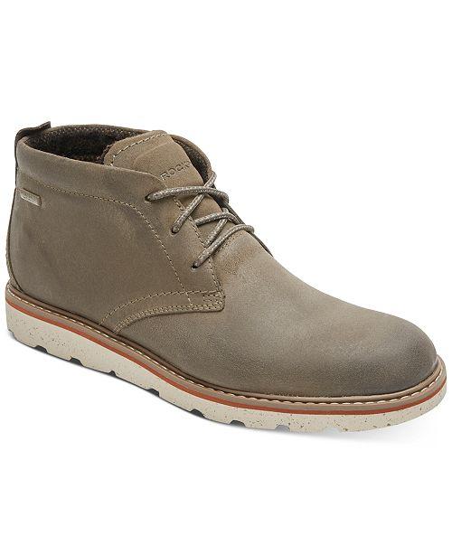 Rockport Men's Storm Front Waterproof Chukka Boots