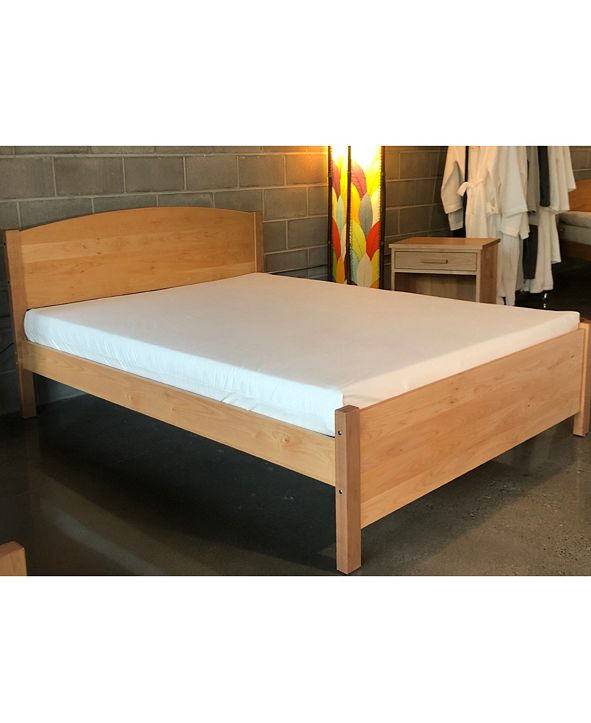 Holy Lamb Organics Natural Wool Latex Mattress, California King