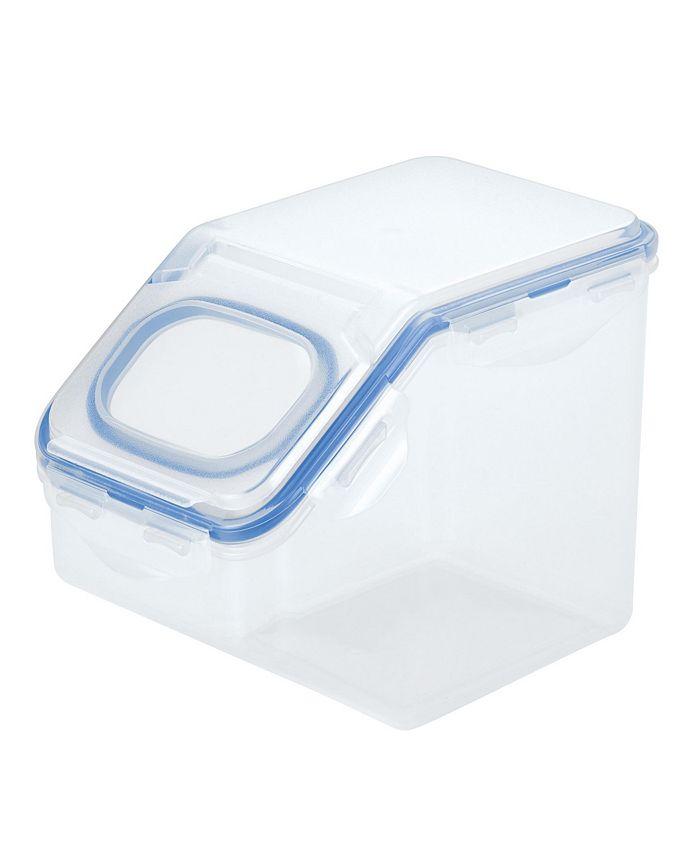 Lock n Lock - Easy Essentials™ 10.6-Cup Food Storage Container with Flip Lid