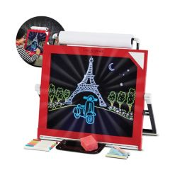 Fao Schwarz Toy Easel Tabletop Led 3 in 1- Stem, Only @ Macy's