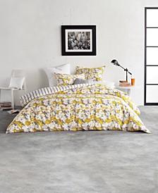 Cutout Floral Queen Comforter
