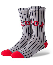Stance Boston Red Sox Coop Jersey Crew Socks