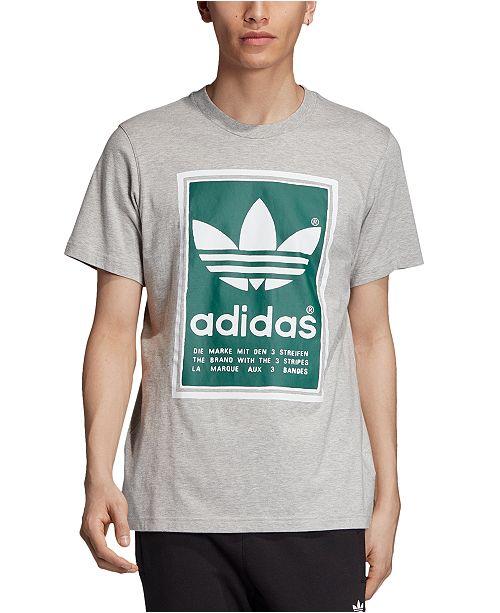 adidas Men's Originals Adicolor Logo T Shirt