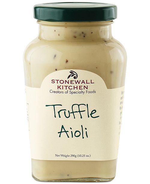 Stonewall Kitchen Truffle Aioli
