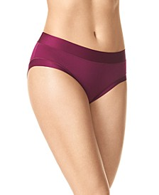 Women's Plus Size Easy Does It Stretch Hipster Underwear RU9331P
