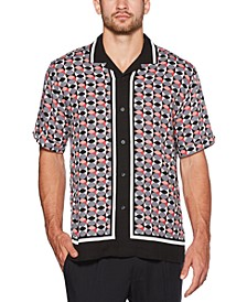 Men's Geo-Print Shirt