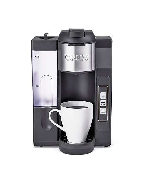 Crux K-cup Single Serve with Water Tank