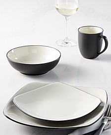 Colorwave Square Dinnerware Collection Up to 75% Off