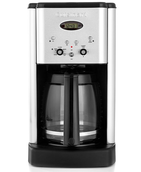 Cuisinart DCC-1200 Programmable Brew Central 12-Cup Coffee Maker