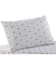 Seaside Resort Beach Birds Pillowcase Pairs