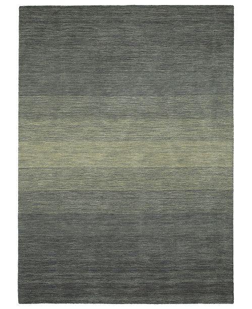 """Kaleen Shades SHD01-75 Gray 9'6"""" x 13' Area Rug"""