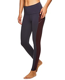 Om High-Rise Colorblocked Leggings