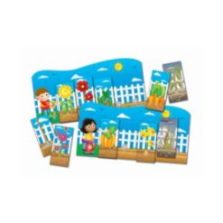 The Learning Journey Play It Game- Garden Patch