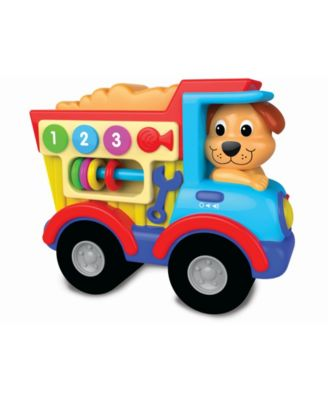 The Learning Journey Early Learning 123 Truck
