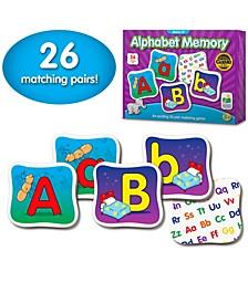 Match It Memory- Alphabet