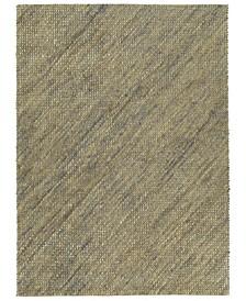 "Tulum Jute TUL01-103 Slate 7'6"" x 9' Area Rug"