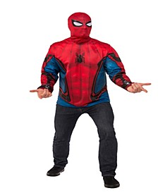 BuySeason Men's Spider-Man Homecoming - Spiderman Costume Top