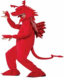 BuySeason Men's Dragon Mascot Costume