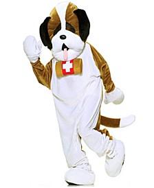 BuySeason Men's Puppy Dog Plush Economy Mascot Costume