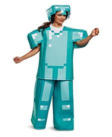 BuySeason Men's Minecraft Minecraft Armor Prestige Costume