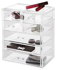Clearly Chic 7 Drawer Deluxe Organizer