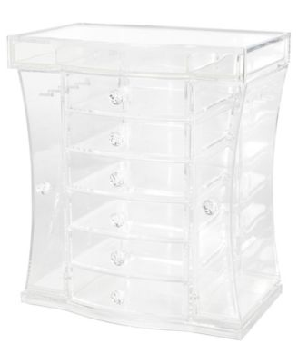 Jewelry Storage Chest Richards Homewares
