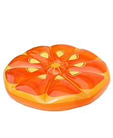 "49"" Inflatable Fruit Slice Island Lounger Raft Float"