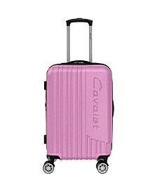 "Malibu 20"" Hardside Expandable Lightweight Spinner Carry-On Luggage"
