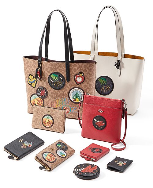 COACH Wizard of Oz Handbag Collection