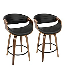 Symphony Counter Stool, Set of 2