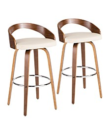 Grotto Bar Stool, Set of 2