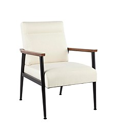 Nigiri Accent Chair, Quick Ship