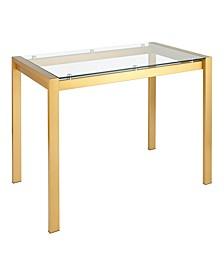 Fuji Gold Counter Stool