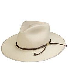 Men's Wide-Brim Hat