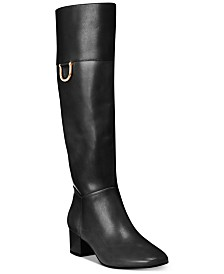 Lauren Ralph Lauren Witley Dress Boots