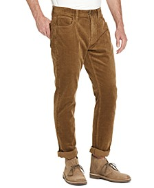Men's Stretch Corduroy Pants