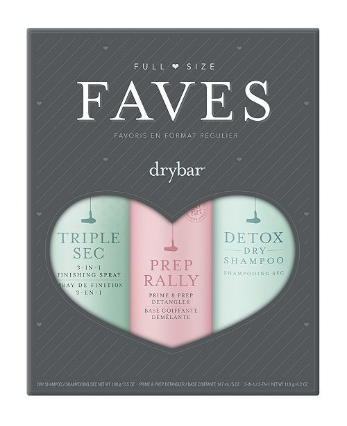 Drybar 3-Pc. Full Size Faves Set