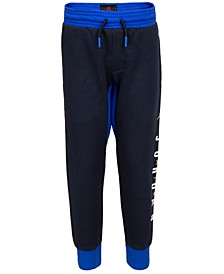 Big Boys Colorblocked Jogger Pants