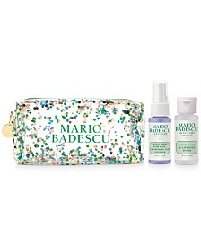 Receive a FREE 3 pc gift with $35 Mario Badescu purchase!
